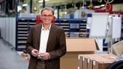Produktmanager Wolfgang Schmid