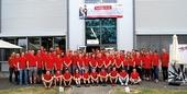Auszubildende aus jeder Berufsgruppe sowie insgesamt 13 Ausbilder stellten am vergangenen Samstag die Ausbildungsberufe bei ept vor.
