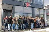 Werksbesichtigungin Tschechien – ept-Azubis besichtigen die ept-Werke in Habartov und Svatava