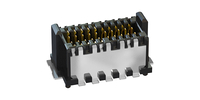 Photo Zero8 plug straight shielded 20 pins